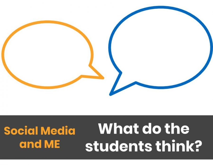 Social Media and Me. What do the students think?